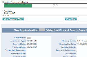 Waterford City & County Council : Online Planning Enquiries