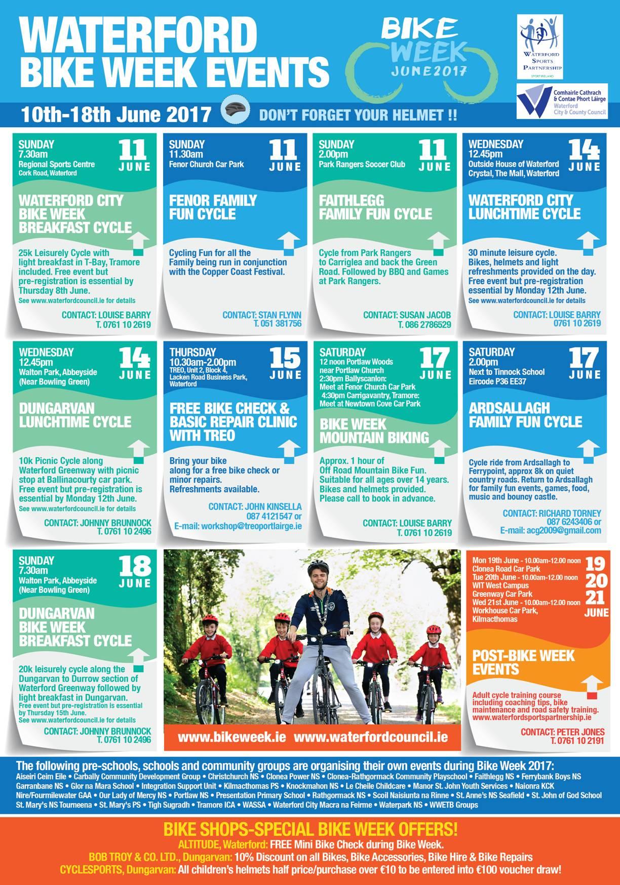Bike Week Events